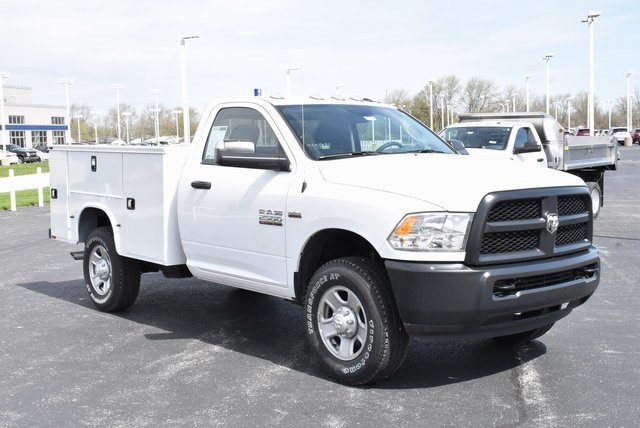 2018 Ram 2500 Regular Cab 4x4,  Knapheide Service Body #M181525 - photo 4