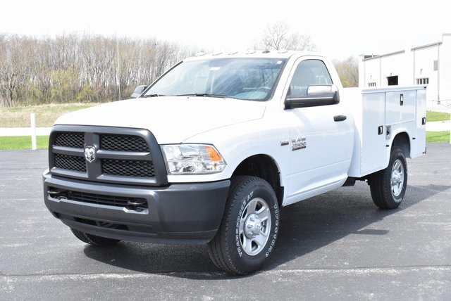 2018 Ram 2500 Regular Cab 4x4,  Knapheide Service Body #M181525 - photo 6