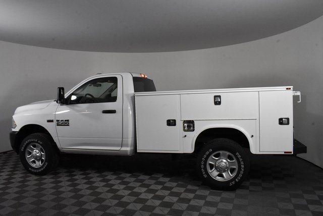 2018 Ram 2500 Regular Cab 4x4,  Knapheide Service Body #M181530 - photo 3