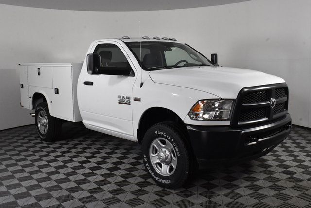 2018 Ram 2500 Regular Cab 4x4,  Knapheide Service Body #M181530 - photo 6