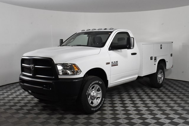 2018 Ram 2500 Regular Cab 4x4,  Knapheide Service Body #M181530 - photo 8