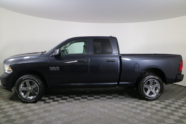 2018 Ram 1500 Quad Cab 4x4, Pickup #M18231 - photo 3