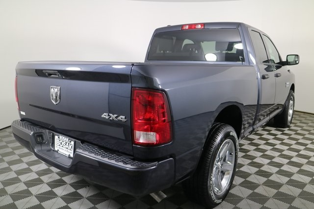 2018 Ram 1500 Quad Cab 4x4, Pickup #M18231 - photo 5