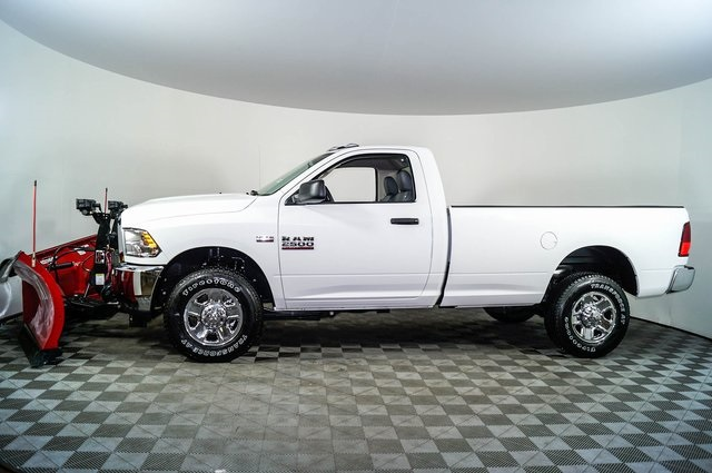 2018 Ram 2500 Regular Cab 4x4,  Pickup #M18327 - photo 4