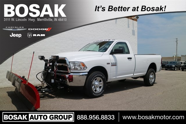 2018 Ram 2500 Regular Cab 4x4,  Pickup #M18408 - photo 1