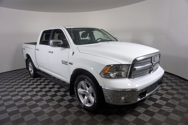 2018 Ram 1500 Crew Cab 4x4, Pickup #M18500 - photo 7