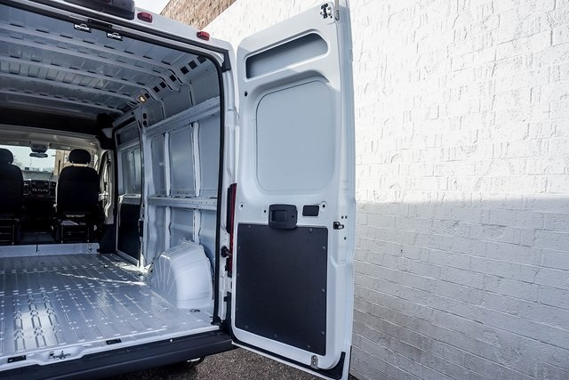 2018 ProMaster 2500 High Roof 4x2,  Empty Cargo Van #M18509 - photo 12