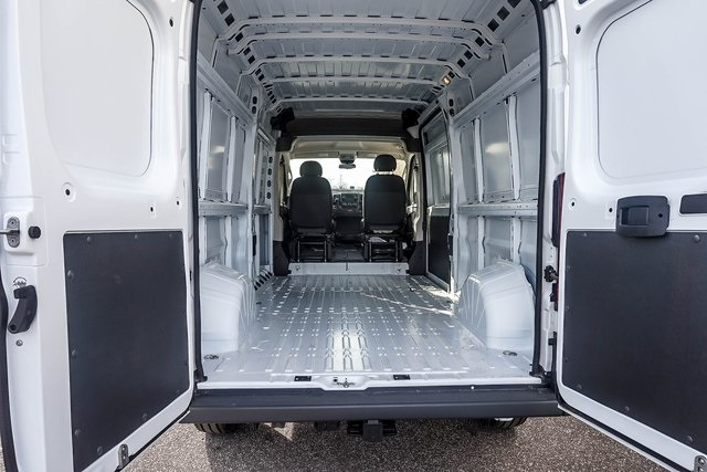 2018 ProMaster 2500 High Roof 4x2,  Empty Cargo Van #M18509 - photo 15