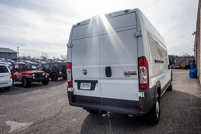 2018 ProMaster 2500 High Roof 4x2,  Empty Cargo Van #M18509 - photo 10