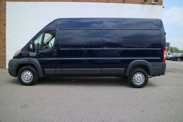 2018 ProMaster 2500 High Roof 4x2,  Empty Cargo Van #M18542 - photo 3