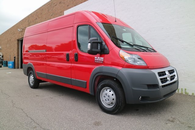 2018 ProMaster 2500 High Roof FWD,  Empty Cargo Van #M18578 - photo 7