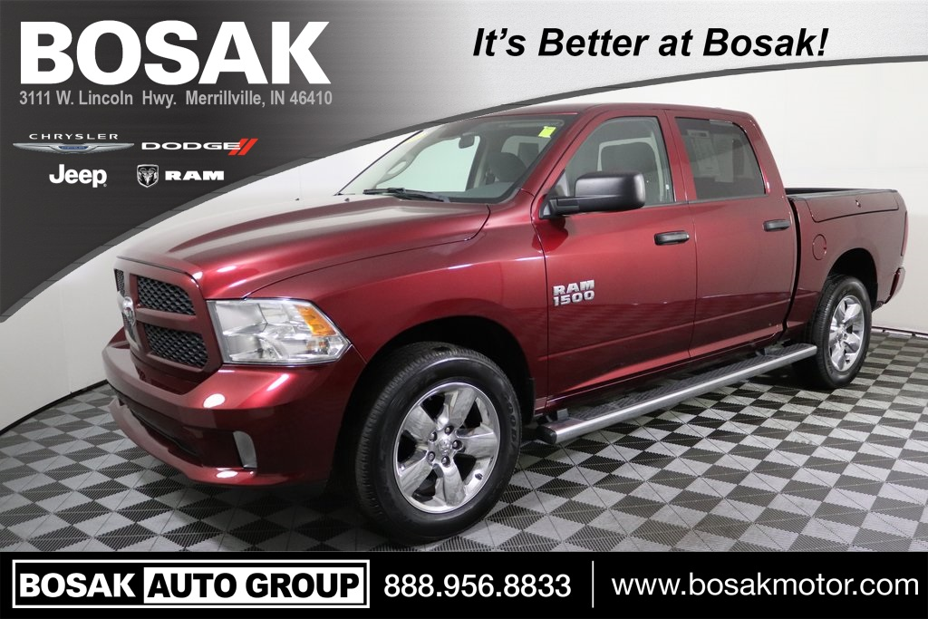2018 Ram 1500 Crew Cab 4x4,  Pickup #M18591 - photo 1