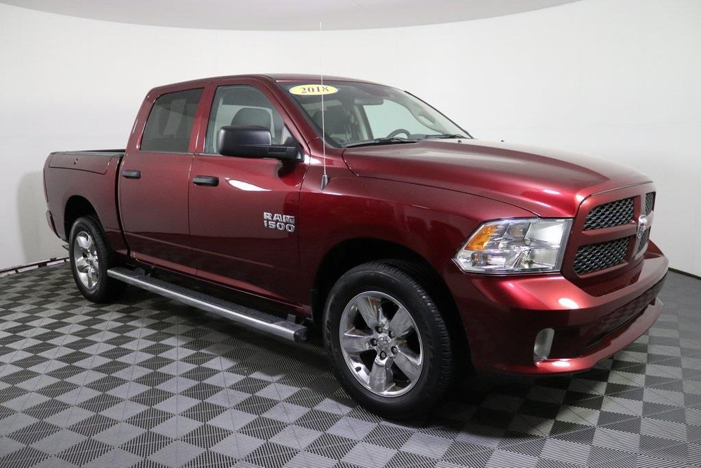 2018 Ram 1500 Crew Cab 4x4,  Pickup #M18591 - photo 6