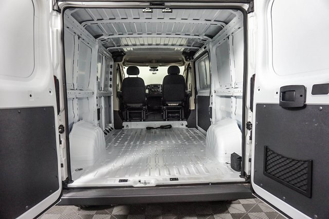 2018 ProMaster 1500 Standard Roof 4x2,  Empty Cargo Van #M18775 - photo 2