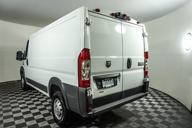 2018 ProMaster 1500 Standard Roof 4x2,  Empty Cargo Van #M18775 - photo 4
