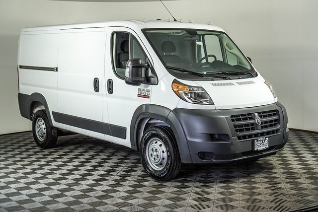 2018 ProMaster 1500 Standard Roof 4x2,  Empty Cargo Van #M18775 - photo 8