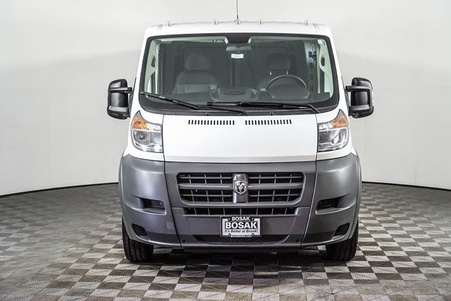 2018 ProMaster 1500 Standard Roof 4x2,  Empty Cargo Van #M18775 - photo 9