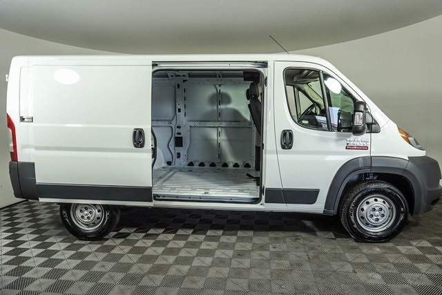 2018 ProMaster 1500 Standard Roof 4x2,  Empty Cargo Van #M18775 - photo 10