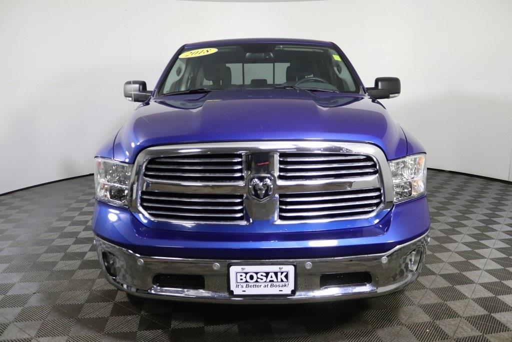 2018 Ram 1500 Crew Cab 4x4,  Pickup #M18848 - photo 8