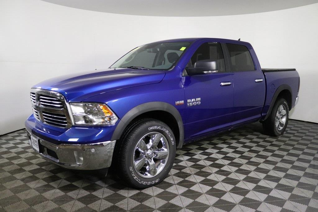 2018 Ram 1500 Crew Cab 4x4,  Pickup #M18848 - photo 9