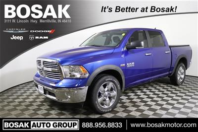 2018 Ram 1500 Crew Cab 4x4,  Pickup #M18848 - photo 1