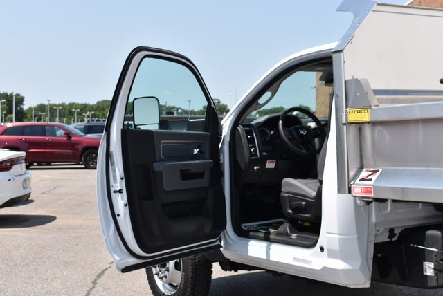 2018 Ram 4500 Regular Cab DRW 4x4,  Monroe Dump Body #M18915 - photo 18