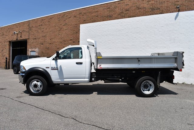 2018 Ram 4500 Regular Cab DRW 4x4,  Monroe Dump Body #M18915 - photo 3
