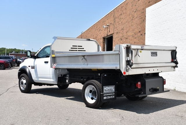 2018 Ram 4500 Regular Cab DRW 4x4,  Monroe Dump Body #M18915 - photo 2