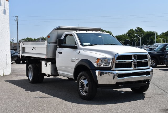 2018 Ram 4500 Regular Cab DRW 4x4,  Monroe Dump Body #M18915 - photo 5