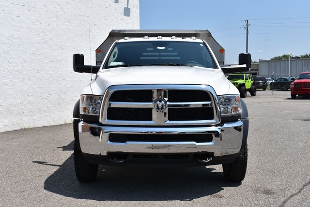 2018 Ram 4500 Regular Cab DRW 4x4,  Monroe Dump Body #M18915 - photo 6