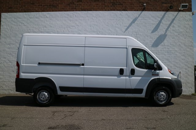 2018 ProMaster 2500 High Roof 4x2,  Empty Cargo Van #M18916 - photo 7