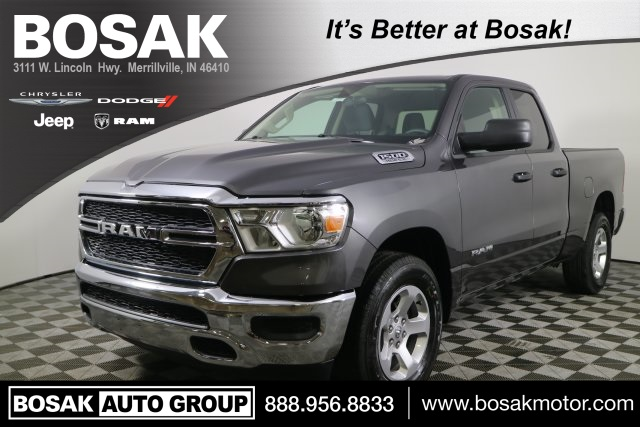 2019 Ram 1500 Quad Cab 4x4,  Pickup #M19044 - photo 1