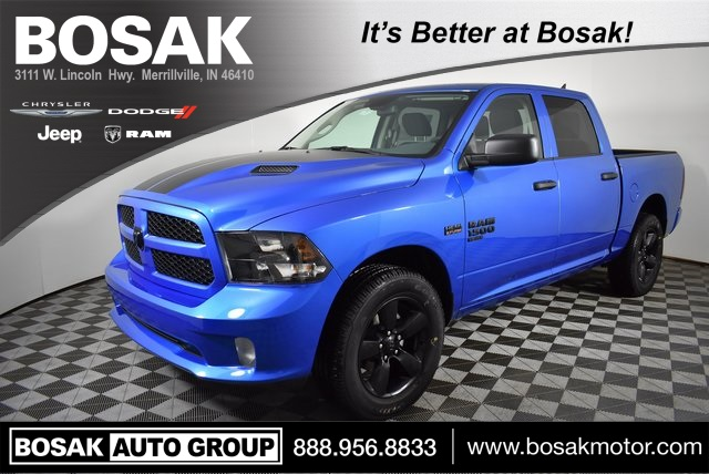 2019 Ram 1500 Crew Cab 4x4,  Pickup #M191033 - photo 1
