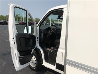 2019 ProMaster 3500 Standard Roof FWD,  Bay Bridge Sheet and Post Cutaway Van #M191107 - photo 9