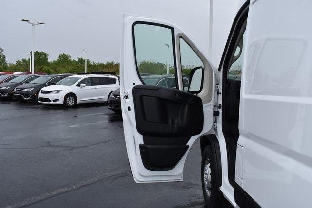 2019 ProMaster 2500 High Roof FWD,  Ranger Design HVAC Upfitted Cargo Van #M191164 - photo 16