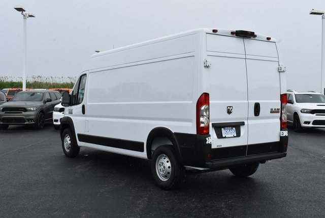 2019 ProMaster 2500 High Roof FWD,  Empty Cargo Van #M191164 - photo 3