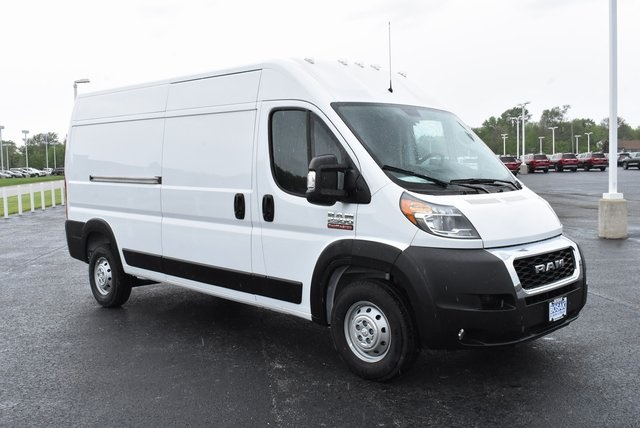 2019 ProMaster 2500 High Roof FWD,  Empty Cargo Van #M191164 - photo 8