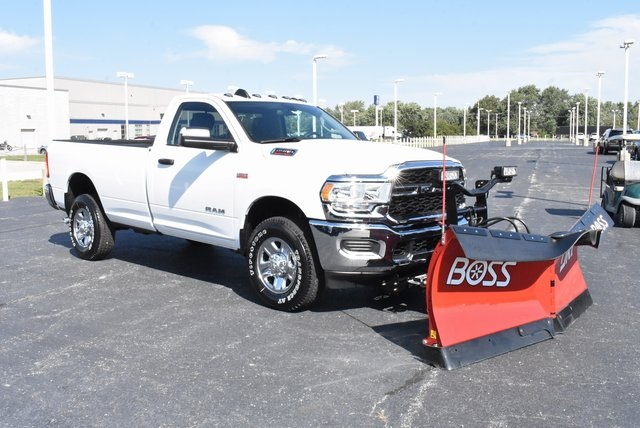 2019 Ram 2500 Regular Cab 4x4, BOSS Snowplow Pickup #M191166 - photo 8