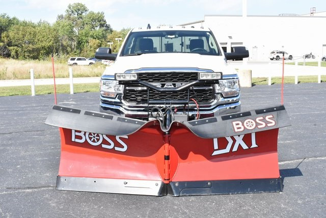 2019 Ram 2500 Regular Cab 4x4, BOSS Snowplow Pickup #M191166 - photo 9