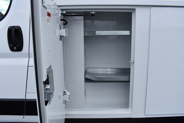 2019 ProMaster 3500 Standard Roof FWD,  Reading Service Utility Van #M191175 - photo 22