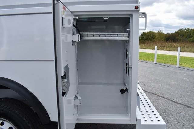 2019 ProMaster 3500 Standard Roof FWD,  Reading Service Utility Van #M191175 - photo 25