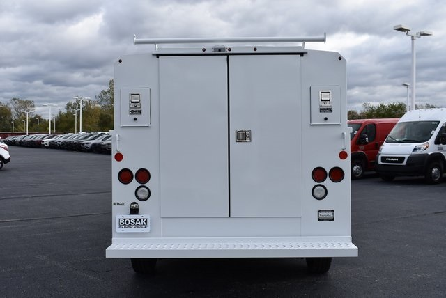 2019 ProMaster 3500 Standard Roof FWD,  Reading Service Utility Van #M191175 - photo 4