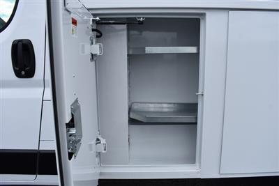 2019 ProMaster 3500 Standard Roof FWD,  Reading Aluminum CSV Service Utility Van #M191175 - photo 22