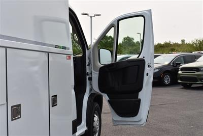 2019 ProMaster 3500 Standard Roof FWD,  Reading Aluminum CSV Service Utility Van #M191175 - photo 35