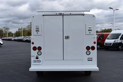 2019 ProMaster 3500 Standard Roof FWD,  Reading Aluminum CSV Service Utility Van #M191175 - photo 4