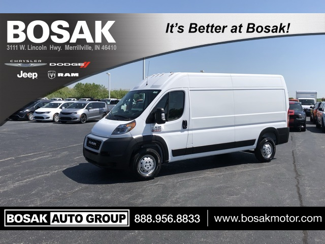 2019 ProMaster 2500 High Roof FWD,  Empty Cargo Van #M191178 - photo 1
