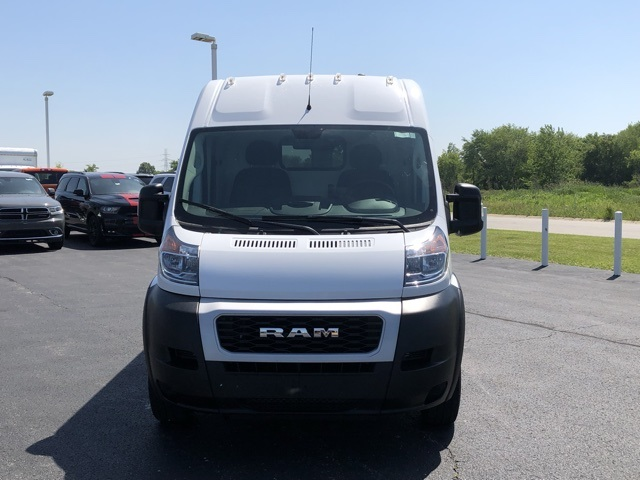 2019 ProMaster 2500 High Roof FWD,  Empty Cargo Van #M191178 - photo 9