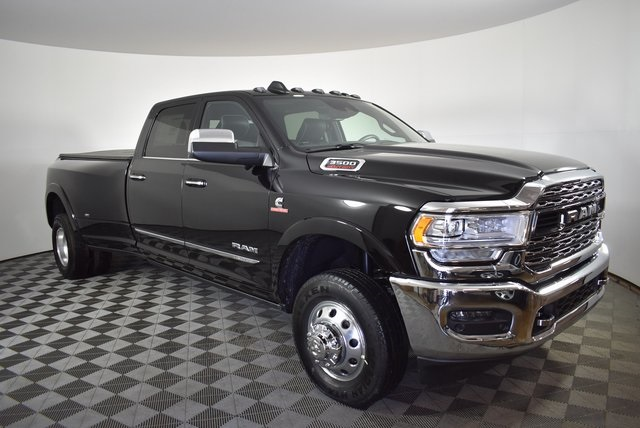 2019 Ram 3500 Crew Cab DRW 4x4,  Pickup #M191213 - photo 5