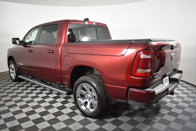 2019 Ram 1500 Crew Cab 4x4, Pickup #M191373 - photo 2