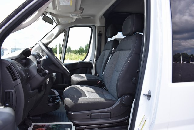 2019 ProMaster 2500 High Roof FWD,  Snoeks Crew Van Empty Cargo Van #M191388 - photo 12